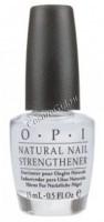 OPI Natural Nail Strengthener (Покрытие для укрепления натуральных ногтей), 15 мл. - купить, цена со скидкой