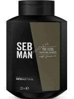 Seb Man The Boss (Освежающий шампунь для увеличения объема) -