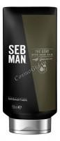 Seb Man The Gent (Увлажняющий бальзам после бритья), 150 мл -