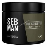 Seb Man The Sculptor (Минеральная глина для укладки волос), 75 мл - купить, цена со скидкой