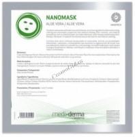 Sesderma/Mediderma Biomask nano Aloe Vera (Биомаска с экстрактом алое вера), 1 шт. - купить, цена со скидкой