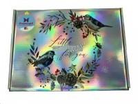 Подарочная коробка «Птицы» (30,5×22×9,5 см)  - купить, цена со скидкой