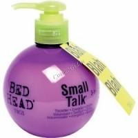 Tigi Bed head small talk (Текстурирующее средство 3 в 1 для создания объема), 200 мл. - купить, цена со скидкой