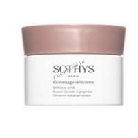 Sothys Delicious Scrub. Cinnamon And Ginger (Изысканный скраб для тела с корицей и имбирем), 800 мл - купить, цена со скидкой