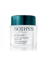 Sothys Detox Resurfacing Overnight Cream nO2ctuelle™ (Обновляющий ночной детокс-крем для лица), 15 мл - купить, цена со скидкой