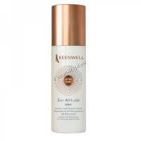 Keenwell Sun Attitude After Sun Spray Instant Cool Emulsion Fluida Reparadora & Prolongadora del Bronceado (Регенерирующий и освежающий лосьон-пролонгатор загара), 150 мл - купить, цена со скидкой