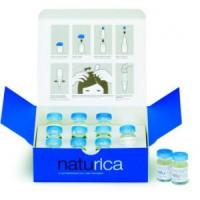 Rica Naturica Сыворотка против выпадения волос, 6 мл x10 ампул - купить, цена со скидкой