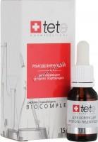 TETe Cosmeceutical (Биокомплекс «Ремоделирующий» для коррекции второго подбородка), 15 мл -