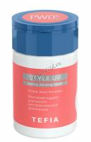 Tefia Style.Up Matte Hair Powder Extra Strong Hold (Матовая пудра для волос экстрасильной фиксации), 10 мл -