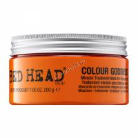 Tigi Bed head colour goddess miracle treatment mask (Маска для окрашенных волос), 200 мл. - купить, цена со скидкой