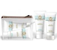 Barex Olioseta oro del marocco travel kit (Набор: питательный шампунь и питательная маска), 2 шт по 100 мл. - купить, цена со скидкой