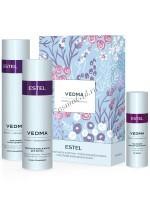 Набор VEDMA by ESTEL (Шампунь 250 мл, маска 200 мл, масло-эликсир 50 мл), -