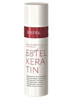 Estel De Luxe Keratin (Кератиновая вода для волос), 100 мл -