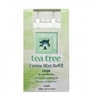 "Clean + Easy (США)  Воск ""Зеленый чай"" для ног, 80  гр. -"