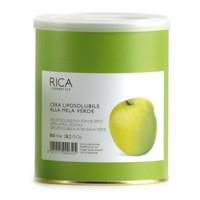 Rica - воск зеленое яблоко, банка 800 мл - купить, цена со скидкой