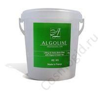 Algoline Обертывание с эффектом лифтинга и вывод токсинов, 3 кг - купить, цена со скидкой