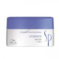 Wella SP Hydrate Mask (увлажняющая маска для волос) - купить, цена со скидкой