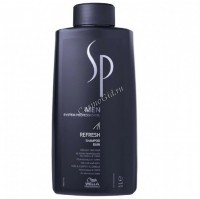 Wella SP Men Refresh shampoo (освежающий шампунь)  -