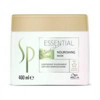 Wella SP Essential nourishing mask (Эсеншиал питательная маска для волос) -