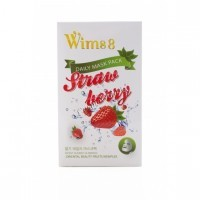 Wims8 Strawberry Daily Mask (Маска на нетканой основе) -