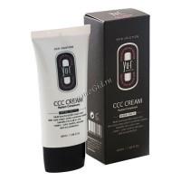 Yu-r CCC Cream (Крем с корректирующим эффектом тона лица) - купить, цена со скидкой