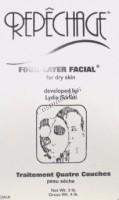 Repechage 4-Layer Facial for Dry Skin (Уход 4 - фазный для сухой кожи), 4 шт. - купить, цена со скидкой