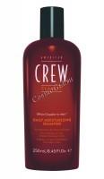 American crew Daily moisturizing shampoo (Шампунь для ежедневного ухода за нормальными и сухими волосами) - купить, цена со скидкой