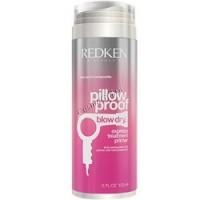 Redken Pillow proof blow dry cream (Термозащитный крем, ускоряющий время сушки), 150 мл - купить, цена со скидкой