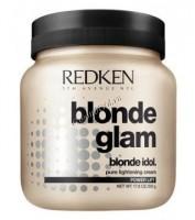 Redken Blonde glam blond idol (Осветляющая паста с аммиаком), 500 гр - купить, цена со скидкой