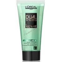 L'Oreal Professionnel Dual stylers liss & pump-up (Крем-гель объем для тонких волос), 150 мл -