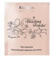 Kapous Осветляющий порошок для волос «Non ammonia», 30 гр. - купить, цена со скидкой