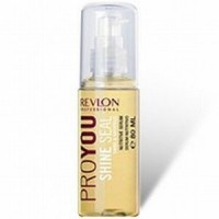 REVLON professional  Сыворотка питательная для блеска волос Pro You Shine Seal 80мл - купить, цена со скидкой
