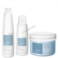 Lakme K.Therapy Active Pack (Набор средств от выпадения волос), 3 средства - купить, цена со скидкой