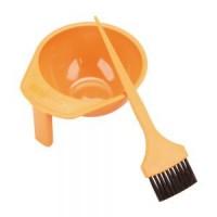 """KAPOUS Миска""""KAPOUS"""" оранжевая для смешивания красок - купить, цена со скидкой"""