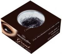 Alessandro Single eyelashes loose (Искусственные ресницы в блоке, черные, полный изгиб) - купить, цена со скидкой