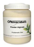 ONmacabim Alginat mask anti-acne (Альгинатная маска анти-акне), 1000 мл - купить, цена со скидкой
