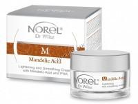 Norel Dr. Wilsz Mandelic Acid Lightening and smoothing cream (Осветляющий и разглаживающий крем с миндальной кислотой) -