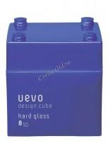 Demi Uevo Design Cube Hard Gloss (Воск-блеск для укладки степень фиксации 8, блеск 10) - купить, цена со скидкой