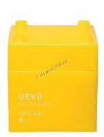 Demi Uevo Design Cube Hard Wax (Воск для укладки степень фиксации 8, блеск 6) - купить, цена со скидкой