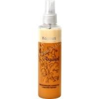 Kapous  Увлажняющая сыворотка с маслом арганы серии «Arganoil», 200 мл. - купить, цена со скидкой