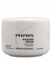 Phyris Professional Massage cream (Массажный крем), 250 мл - купить, цена со скидкой