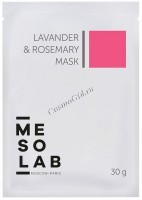 Mesolab Lavender and Rosemary Mask (Маска альгинатная лаванда и розмарин), 30 г - купить, цена со скидкой