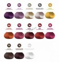 Shot Палитра оттенков серии Ambition Color с локонами, 1 шт. - купить, цена со скидкой