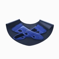 Estel Professional Многоразовый воротник для стрижки и окрашивания -