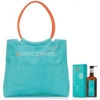 Moroccanoil Набор масло+сумка, 1 средство и сумка. - купить, цена со скидкой
