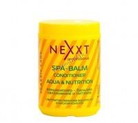 Nexxt SPA Balm Conditioner Aqua and Nutrition (Кондиционер-бальзам увлажнение и питание) -