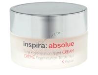 Janssen Inspira Absolue Total Regeneration Night Cream Rich (Обогащенный ночной регенерирующий  лифтинг-крем) -