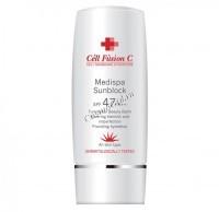 Cell Fusion C MediSpa sunblock spf 47/ PA++ (Солнцезащитный  наноэмульсионный крем для чувствительной кожи), 70 мл - купить, цена со скидкой