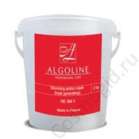 Algoline «Активное похудение» самонагревающаяся маска, 2 кг - купить, цена со скидкой