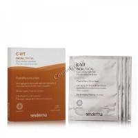 Sesderma C-Vit Eye contour patches (Патчи для контура вокруг глаз), 5 шт. - купить, цена со скидкой
